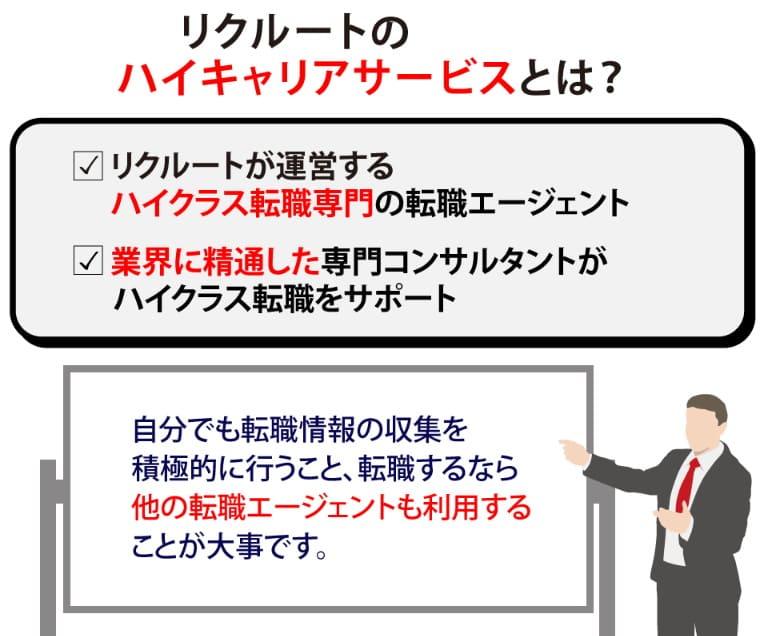 リクルートのハイキャリア転職の特徴と活用法5つのポイント