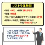 【40代リストラ体験談】絶望から年収100万円UPで転職した方法