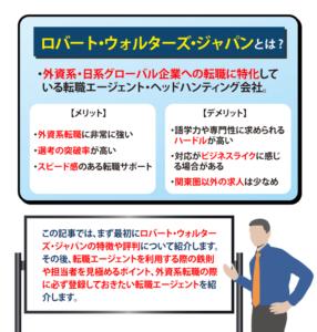 【ロバート・ウォルターズ・ジャパン】特徴や評判、おすすめの活用法を解説